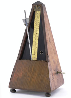 Why Can't I use a Regular Metronome?