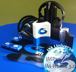IMUniverse-Starter Pack 300